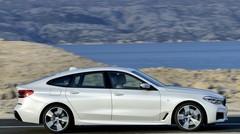 La BMW Série 6 GT succède à la Série 5 GT