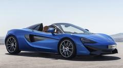 McLaren 570S Spider : enfin une déclinaison cabriolet