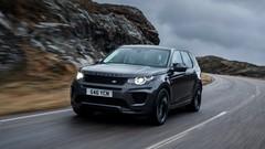 Land Rover : nouveaux moteurs musclés pour l'Evoque et le Discovery Sport