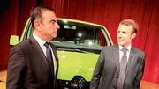 Carlos Ghosn dément des bonus cachés et va devenir numéro un mondial