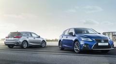 Un Facelift pour la plus populaire des Lexus hybrides !