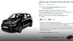 Consommation : Amazon veut se mettre à la vente de voitures en ligne