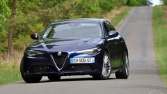 Essai Alfa Romeo Giulia 2.0 TB 200 ch Q2 (2016 - ) : L'esprit avant le cœur