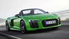 Audi R8 Spyder V10 Plus : 3,3 s au 0 à 100 km/h