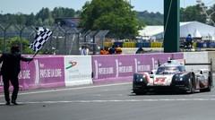24 Heures du Mans : La Porsche numéro 2 revient de très loin