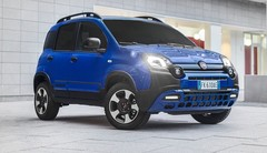 Fiat Panda City Cross : grimpeuse de trottoirs