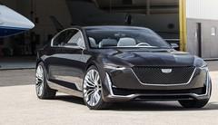 Cadillac attire les foules en concession avec l'Escala Concept
