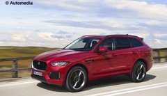 Jaguar J-Pace, le SUV à 7 places ?