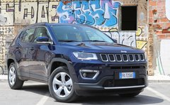 Essai Jeep Compass 2 (2017) : déboussolé