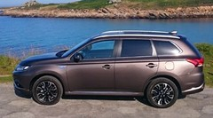 Essai Mitsubishi Outlander PHEV