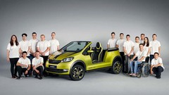 Škoda Element : une Citigo métamorphosée en buggy !