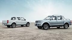 Un pick-up Peugeot : pas en Europe