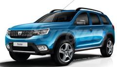 Dacia Duster 2 : Premières infos sur le nouveau Duster 2018