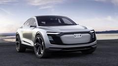 L'Audi e-tron Sportback sera produit en 2019