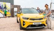 Kia Stonic : à bord du nouveau SUV urbain de Kia