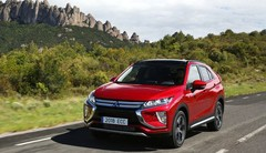 Essai Mitsubishi Eclipse Cross : point d'inflexion