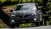 4 roues directrices et 2 châssis pour la Renault Megane 4 RS