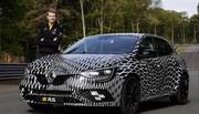 Renault Mégane R.S. 2017 : quatre roues directrices et deux châssis !