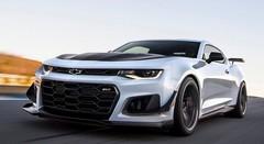 Chevrolet Camaro ZL1 1LE : vers un temps canon sur le Nürb'