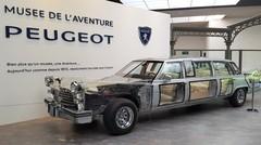 Musée de l'Aventure Peugeot : une nouvelle exposition consacrée au cinéma