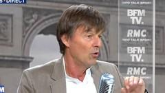 Essence, gazole : Nicolas Hulot envisage une réforme globale