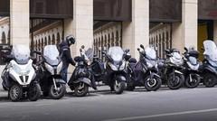 Paris : bientôt le stationnement payant pour les deux roues ?