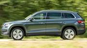 """Essai Skoda Kodiaq TDi : Un grand """"SUV familial rationnel contre le 5008"""