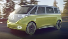 Le Combi Volkswagen ID Buzz 100 % électrique, c'est pour 2020 !
