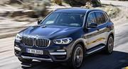 Le nouveau BMW X3 se dévoile en détails