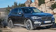 BMW X3 : il revient dans la course