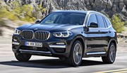 Nouveau BMW X3 : une version sportive M40i au catalogue