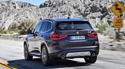 BMW X3 3 2018 : Une troisième génération qui prend du muscle