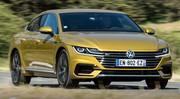 Essai Volkswagen Arteon : La plus premium des berlines généralistes ?