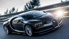Bugatti Chiron : 500 km/h avec les bons pneus