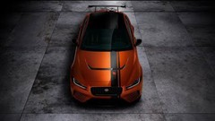 Jaguar XE SV Project 8 : chose promise…