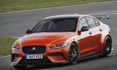 Jaguar XE SV Project 8, la folle anglaise !
