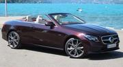 Essai Mercedes Classe E cabriolet (2017) : la dolce vita germanique