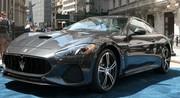 Maserati Gran Turismo 2018 : subtile évolution