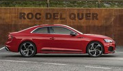 Essai Audi RS5 : Catapulte de velours