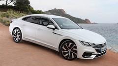 Essai Volkswagen Arteon 2017 : La mission Arteon prend son envol
