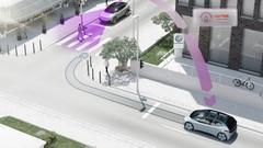 Volkswagen : la communication entre véhicule de série en 2019