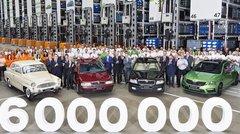 Six millions de Skoda Octavia produites
