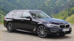Essai BMW Série 5 Touring 2017 : coup de break