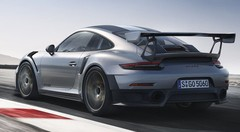 Porsche 911 GT2 RS 2017 700 ch : Un châssis course et des roues arrière directrices