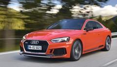 Essai Audi RS5 2017 : downsizing mais puissance préservée [Fiche technique]