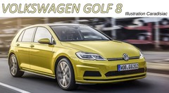 La nouvelle Volkswagen Golf arrive en 2019