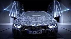 Première annonce pour la BMW i8 Roadster
