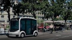 Cristal : une voiture électrique capable de rouler seule ou en convoi
