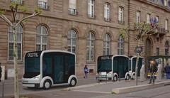 Cristal : la voiture électrique qui se transforme en petit train