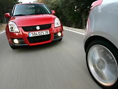 Essai Suzuki Swift Sport 1.6 125 ch : Une sportive à l'ancienne !
